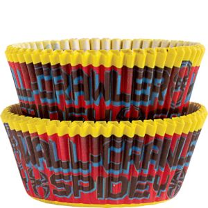 Wilton Ultimate Spider-Man Baking Cups 50ct