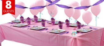 Sofia the First Basic Party Kit for 8 Guests