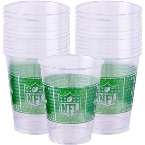 NFL Drive Plastic Cups 25ct
