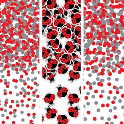 Fancy Ladybug Confetti