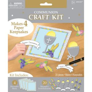 Communion Craft Kit for 4