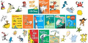 Dr. Seuss Cutouts 33ct