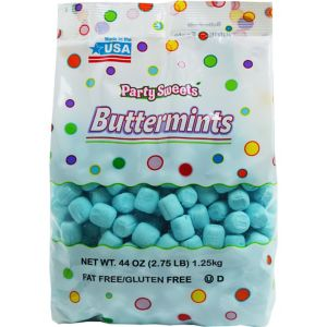 Blue Buttermints 380pc