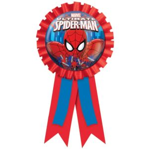 Spider-Man Award Ribbon