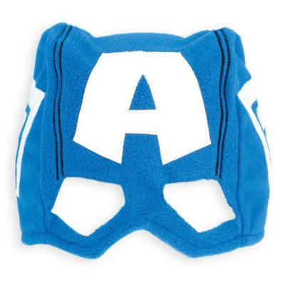Child Captain America Mask Hat Deluxe