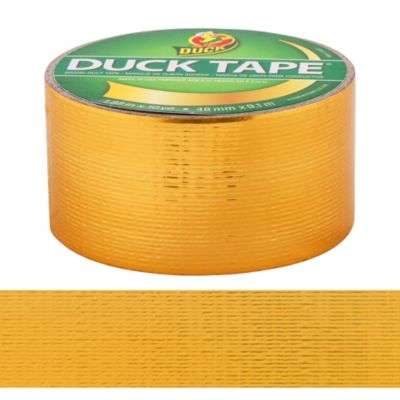 Gold Duck Tape