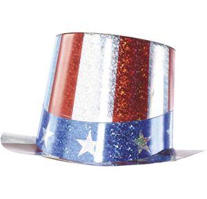 Prismatic Uncle Sam Hat