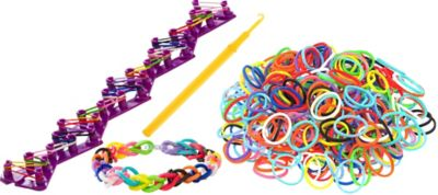 Rubber Loom Bands Craft Kit