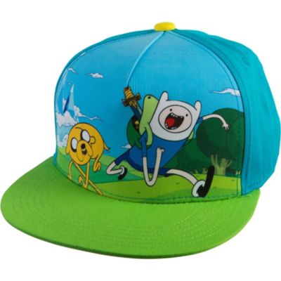 Adventure Time Baseball Hat