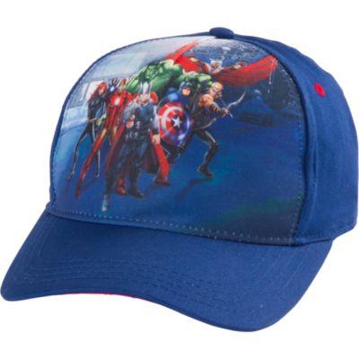 Child Blue Avengers Baseball Hat
