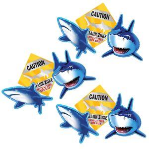 Shark Cutouts 3ct