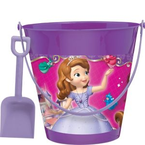 Sofia the First Pail with Shovel