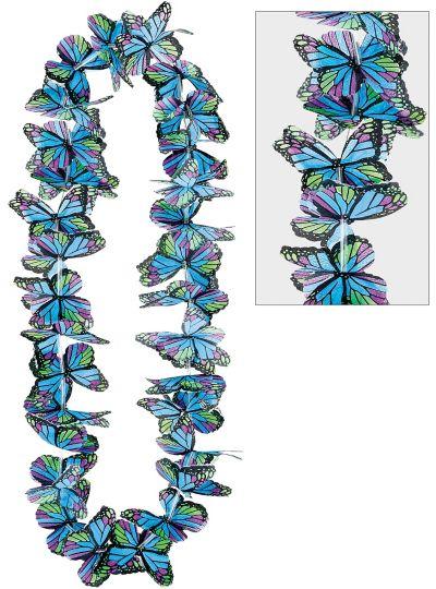 Cool Butterfly Lei
