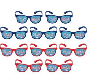 MLB Baseball Printed Glasses 10ct