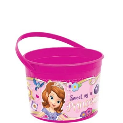 Sofia the First Favor Container