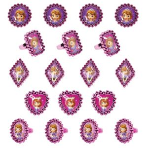 Sofia the First Rings 18ct