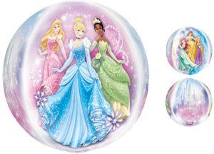 Orbz Disney Princess Balloon 16in