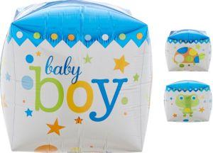 Cubez Baby Boy Balloon