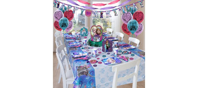 Frozen Super Party Kit for 8 Guests