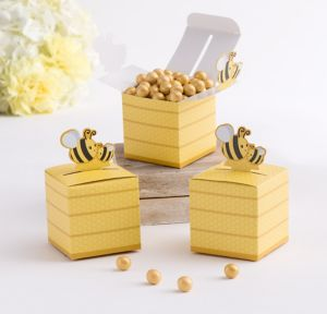 Bee Favor Boxes 24ct