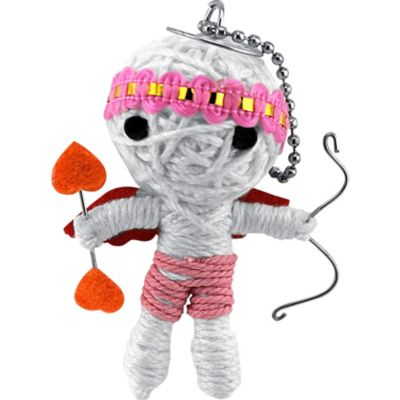Archie Voodoo Doll Key Chain
