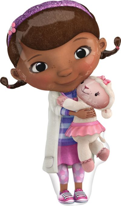 Doc McStuffins Balloon - Giant