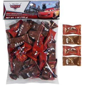 Cars Cream Candies 56ct