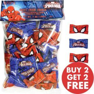 Spider-Man Cream Candies