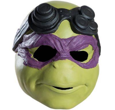 Child Donatello Mask - Teenage Mutant Ninja Turtles