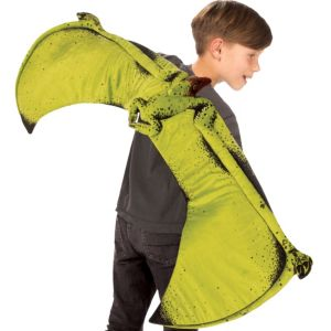 Child Plush Dinosaur Wings