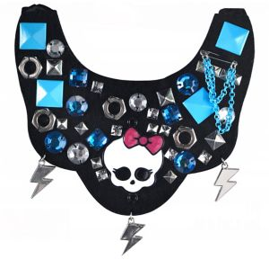 Monster High Bib Necklace