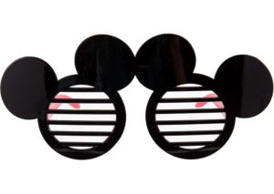 Child Mickey Mouse Slotted Shades