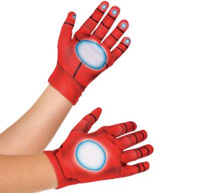Child Iron Man Gloves