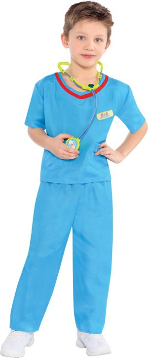 Child Doc McStuffins Scrubs Accessory Kit