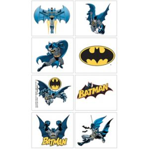 Batman Tattoos 1 Sheet