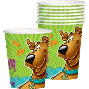 Scooby-Doo Cups 8ct