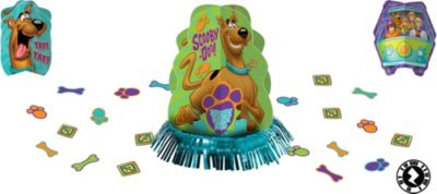 Scooby-Doo Table Decorating Kit 23pc