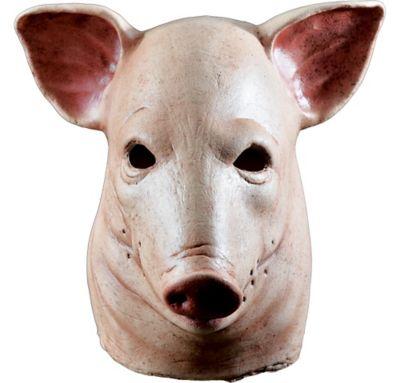 Severed Pig Head Mask
