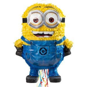 Pull String Bob Minion Pinata - Despicable Me 2