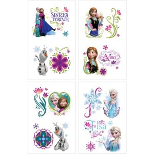 Frozen Tattoos 1 Sheet