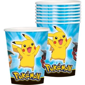 Pokemon Cups 8ct