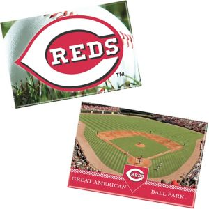 Cincinnati Reds Magnets 2ct