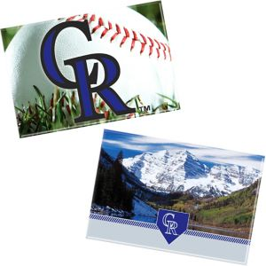 Colorado Rockies Magnets 2ct