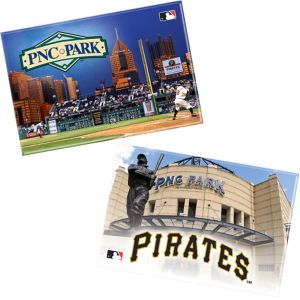 Pittsburgh Pirates Magnets 2ct