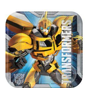 Transformers Dessert Plates 8ct