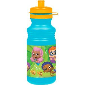 Bubble Guppies Water Bottle
