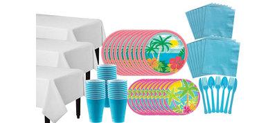 Summer Scene Mega Party Kit