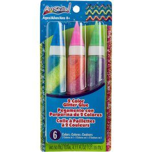 Glitter Glues 3ct