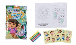 Dora the Explorer Activity Kit