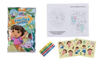 Dora the Explorer Activity Kit